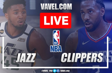 Resume and Highlights: Clippers 118-104 Jazz in Game 4 Playoffs NBA