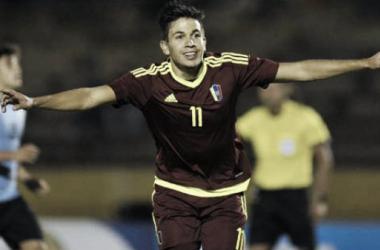 Ronaldo Chacón. Fotografía: Diario 2001