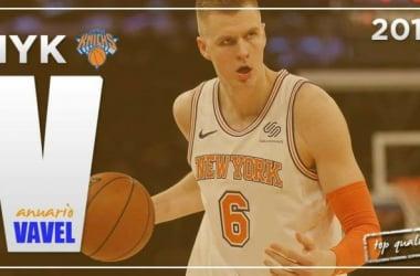Anuario VAVEL New York Knicks 2017: Porzingis coge el timón y Carmelo abandona el barco
