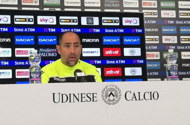 """Udinese - Tudor: """"Dura far punti con chi lotta per la Champions, ci proveremo, previsto turnover"""""""