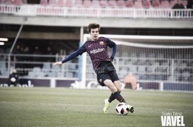 FC Barcelona B - Alcoyano 2-0. Miniestadi   Foto: Noelia Déniz VAVEL