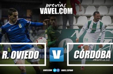 Previa del Real Oviedo-Córdoba CF