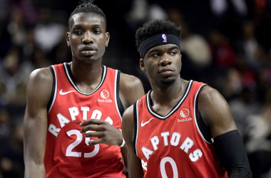 The Toronto Raptors are proving the worth of great depth