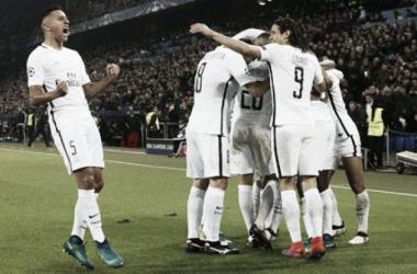 Meunierazo y triunfo del PSG en Suiza ante el Basilea. Foto: (psg.fr)
