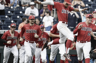 Arizona Wildcats advance to College World Series Final by defeating Oklahoma State Cowboys