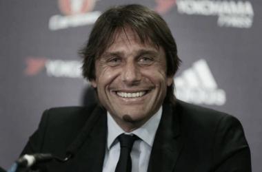 """Antonio Conte comemora pontuação da Inter na Serie A: """"Números não vistos há muito tempo"""""""