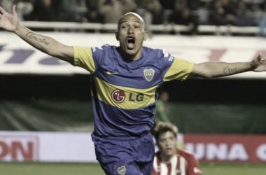 El último partido de Clemente Rodríguez en Boca