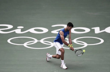 Novak Djokovic va por el Oro