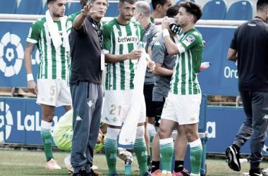 Guido Rodríguez y Álex Moreno, protagonistas tras el Betis - Elche