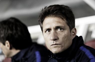 El entrenador xeneize aseguró su continuidad pese a las posibilidades para ser el nuevo dt de Argentina | Foto: Prensa Boca Juniors