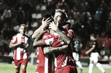 Nicolás Mazzola marcó su segundo gol en Unión. Foto: Club Atlético Unión.