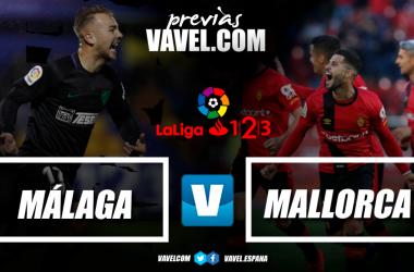 Previa Málaga CF - RCD Mallorca   Fotomontaje: Vavel