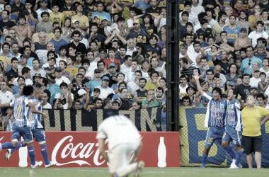 El Tomba no gana en La Boca desde 2011 (Foto: A Puro Gol).