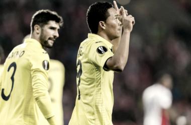 Bacca vs Angel, dueños del gol