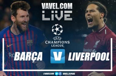 Barcellona - Liverpool in diretta, live semifinale di Champions League (3-0): Punizione Magica di Messi