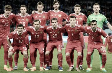 Análisis del rival de España: Rusia, el orden como premisa