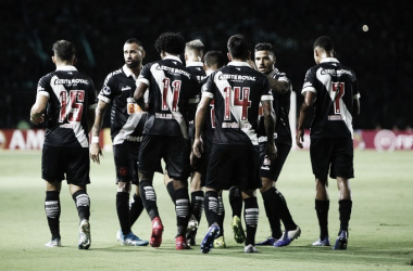 Germán Cano garante estreia positiva do Vasco na Copa Sul-Americana