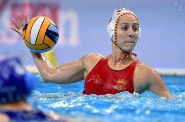 España derrota a las australianas en waterpolo