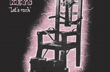 "Portada del nuevo álbum de The Black Keys: ""Let's rock"" 