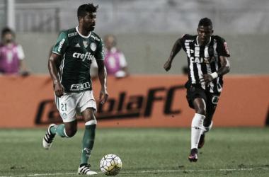 """Após empate contra Atlético-MG, Thiago Santos destaca: """"Estamos tentando fazer o melhor"""""""