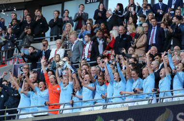 The Women's FA Cup Fourth Round Draw: Man City face Man United, Arsenal take on West Ham