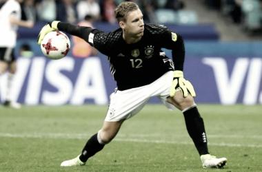 El arquero de 26 años ya suma una gran experiencia en el futbol alemán. | Foto: El Comercio Perú