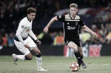 Resultado Ajax 2-3 Tottenham por la UEFA Champions League 2018-2019