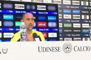Serie A - Il Frosinone per l'orgoglio, l'Udinese per finire il travaglio
