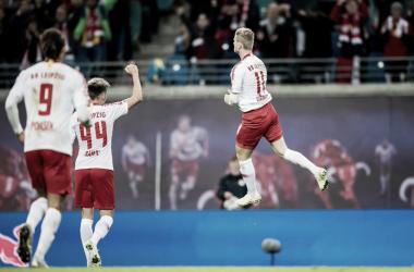(Divulgação/RB Leipzig)