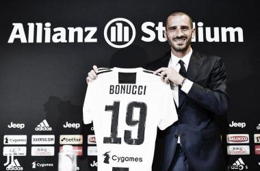 (Divulgação/Juventus FC)