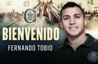 Tobio ya es Canalla. (Foto: Sitio Oficial)
