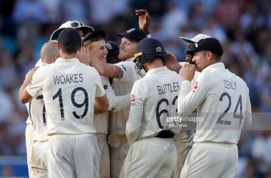England v Australia: Fifth Test, Day Four: England level series despite Wade ton