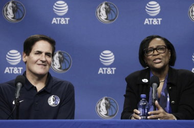 Los Dallas Mavericks dan el relevo a una nueva CEO