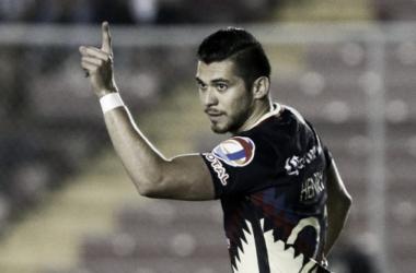 Henry Martín marcó dos goles en el triunfo del América (Foto: El Comercio de Perú)