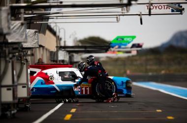 (Foto: SMP Racing compete sem sistema híbrido)