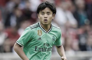 Promessa do Real Madrid, japonês Kubo é emprestado ao Villarreal