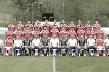 Los convocados porStanislav Cherchésov Unión delFútboldeRusia