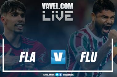 Resultado Flamengo x Fluminense no Campeonato Brasileiro (3-0)