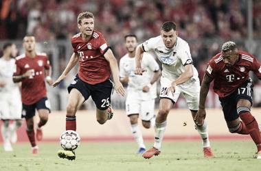 Previa Hoffenheim-Bayern Munich: comienza la segunda parte del show