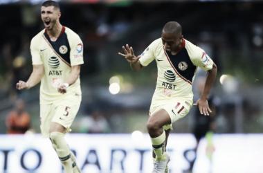 Andrés Ibargüen fue el encargado de igualar el marcador en el Clásico más reciente (Foto: El Comercio)