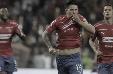 Eficacia y buen juego del Medellín ante el Bucaramanga