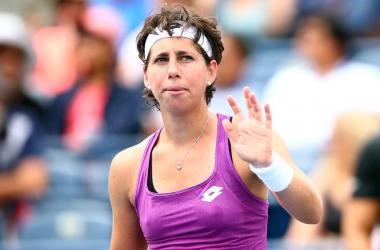 WTA: Carla Suarez Navarro ends her season early
