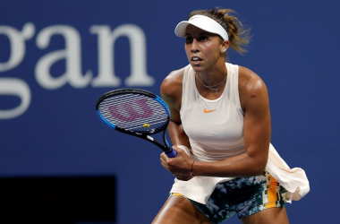 US Open: Madison Keys topples Carla Suárez Navarro, secures fourth Grand Slam semifinal berth