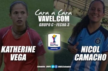 Cara a cara: Katherine Vega vs Nicol Camacho