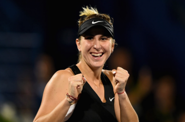 2019 Season Review: Belinda Bencic