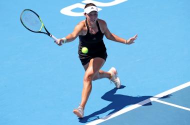 WTA Auckland: Jessica Pegula continues her run, stuns Wozniacki in three sets