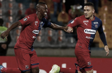 "Juan Fernando Caicedo: ""El gol ya llegará"""