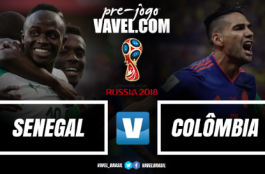 Alguém vai dançar: Senegal e Colômbia fazem duelo decisivo por classificação à próxima fase
