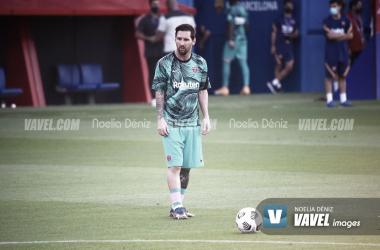 Messi en pretemporada 2021-2021| Noelia Déniz-VAVEL