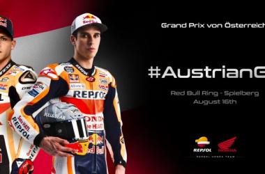 Previa Repsol Honda GP Austria I : los pilotos, dispuestos a darlo todo